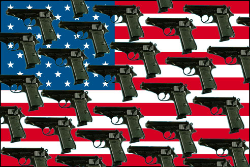 Il possesso delle armi negli Stati Uniti
