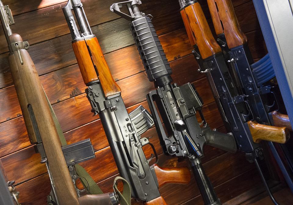 Categorie armi da fuoco (prima parte)