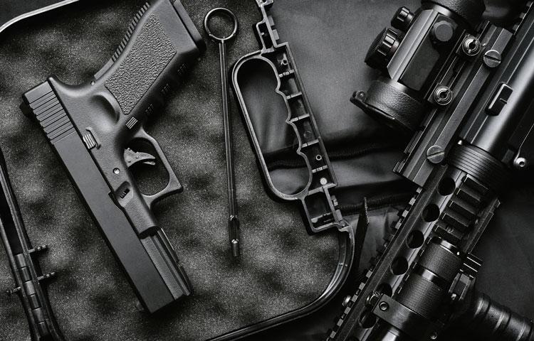 Elenco delle armi più pericolose al mondo
