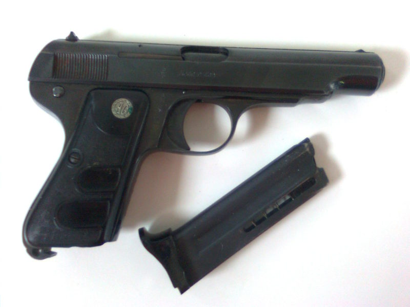 Pistola Galesi calibro 22
