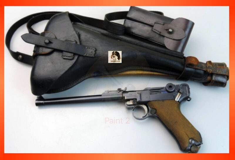 DWM 1908 artiglieria