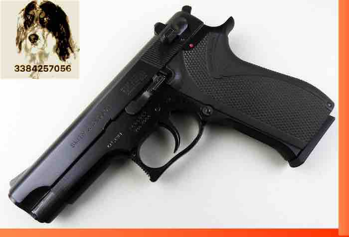Smith&wesson 3904 cal.9x21