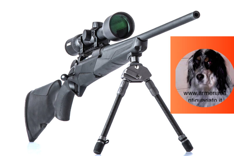 Benelli Lupo bolt action