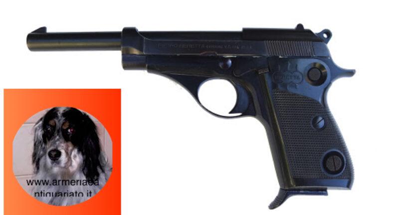Beretta modello 71 cal.7,65