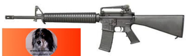 Colt carbine canna 20 pollici