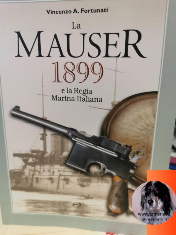 Mauser 1899 la regia Marina Italiana