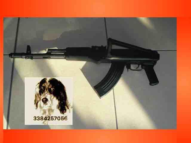 Kalashnikov aj sdm 103 s