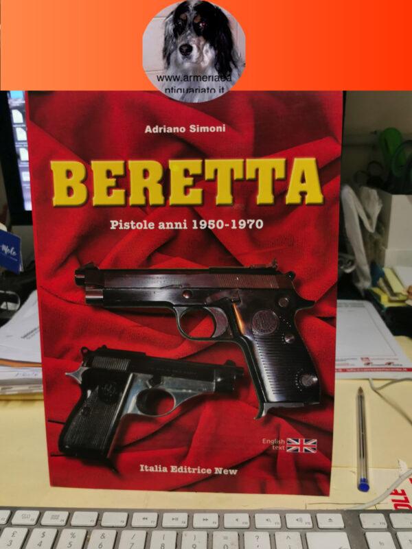 Beretta. Pistole anni 1950-1970.