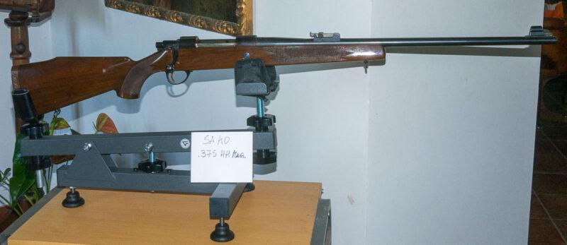 Carabina Sako 75, cal. 375 H6H Mag.