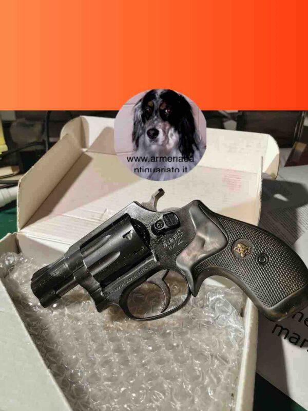Weirauch revolver calibro 22lr