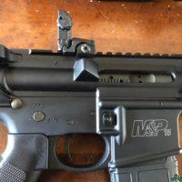 vendo carabina S&W AR-15 in ottime condizioni