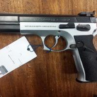 pistola TANFOGLIO IPSC cal. 41 a.e.