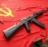 AK 47 URSS