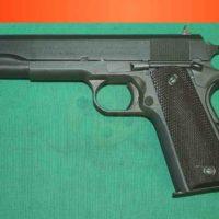 COLT 1911 A1 CAL.45ACP BELLICA SECONDA GUERRA MONDIALE,