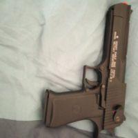 Softair Desert Eagle Full Metal Cybergun KWC Blowback