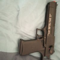 Softair Desert Eagle Full Metal Cybergun KWC Blowback