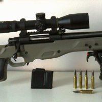 Carabina howa 1500 tactical 308w