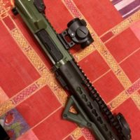 Conversione Upper 300 Blackout