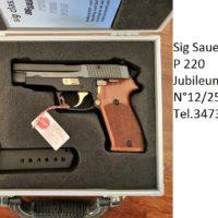 SIG-Sauer P 220 Jubileum .45 ACP