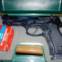Pistola a salve mod.98fs cal. 8 mm con valigetta. libera vendita