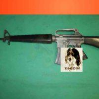 Colt AR 15 bellico,