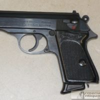 WALTHER PPK CAL.9 CORTO